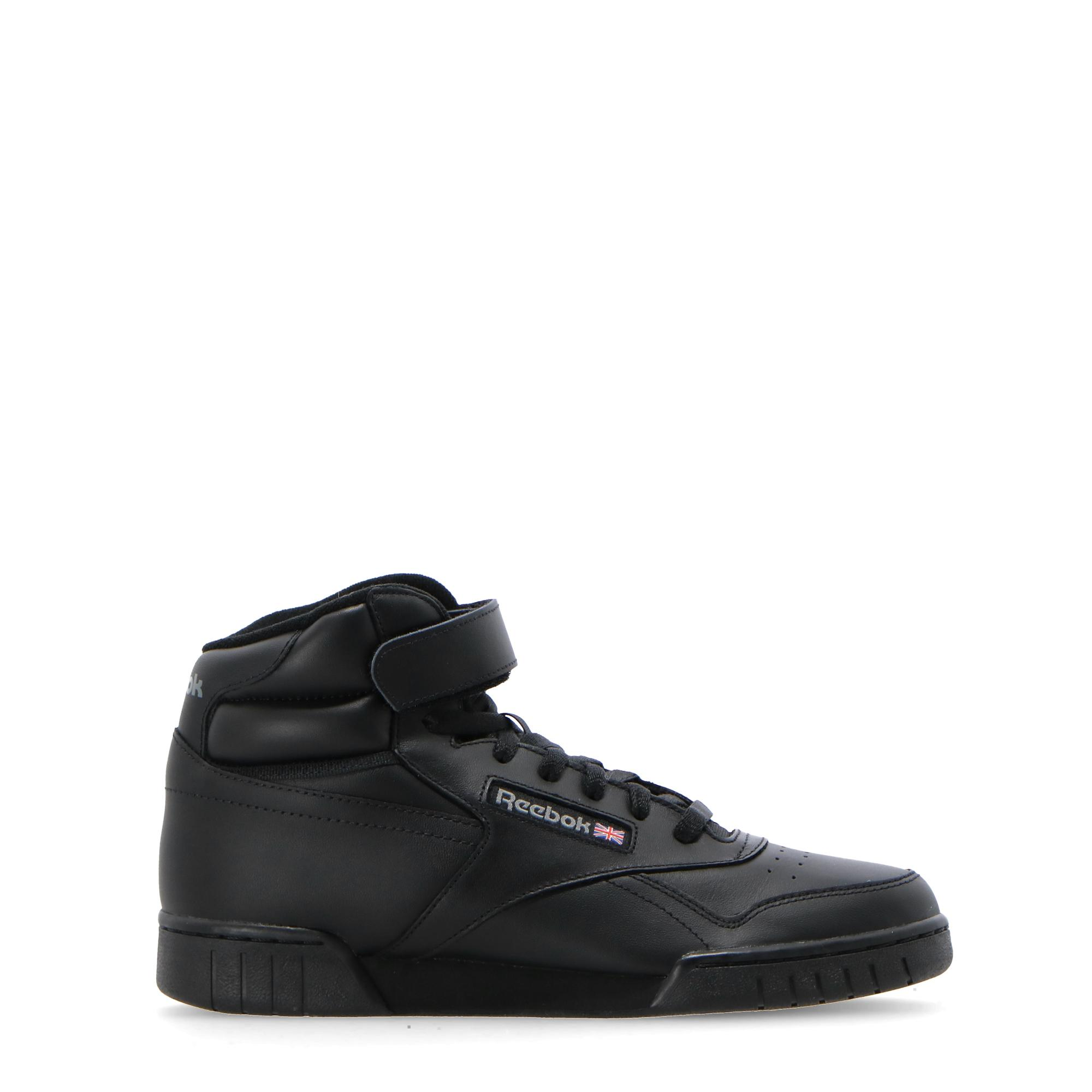 Reebok Ex O Fit Hi Black