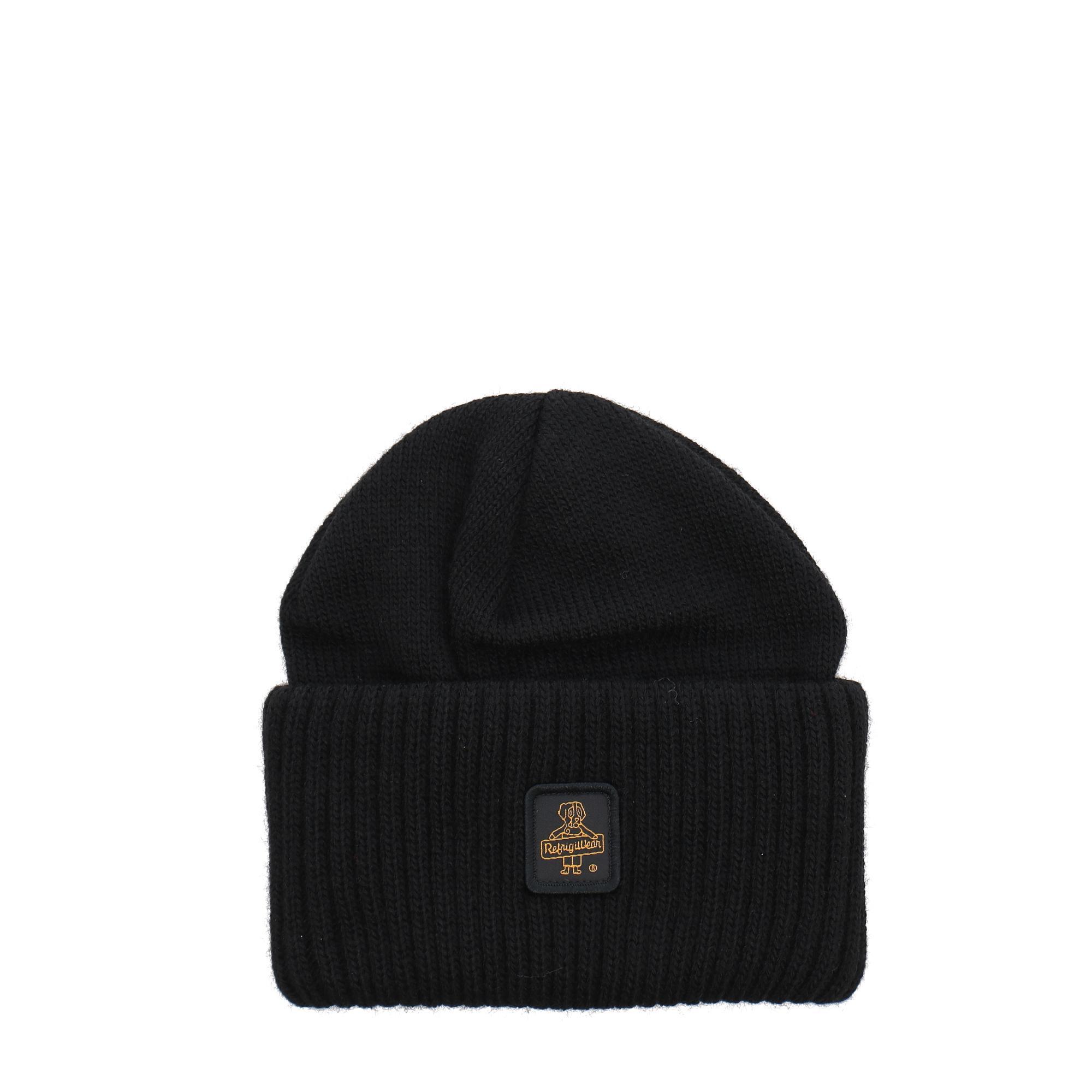 Refrigiwear Rogers Hat BLACK