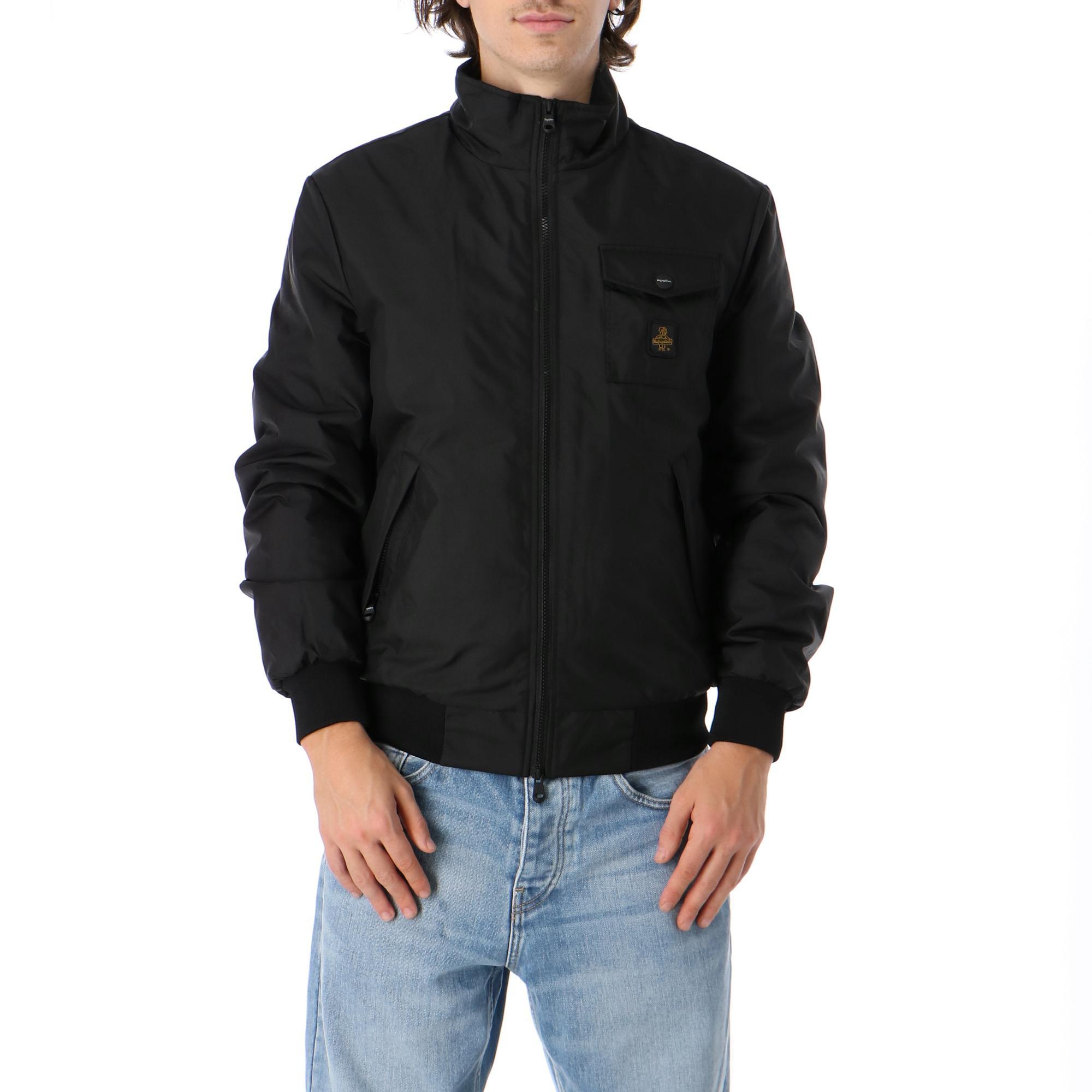 Refrigiwear New Captain Jacket BLACK