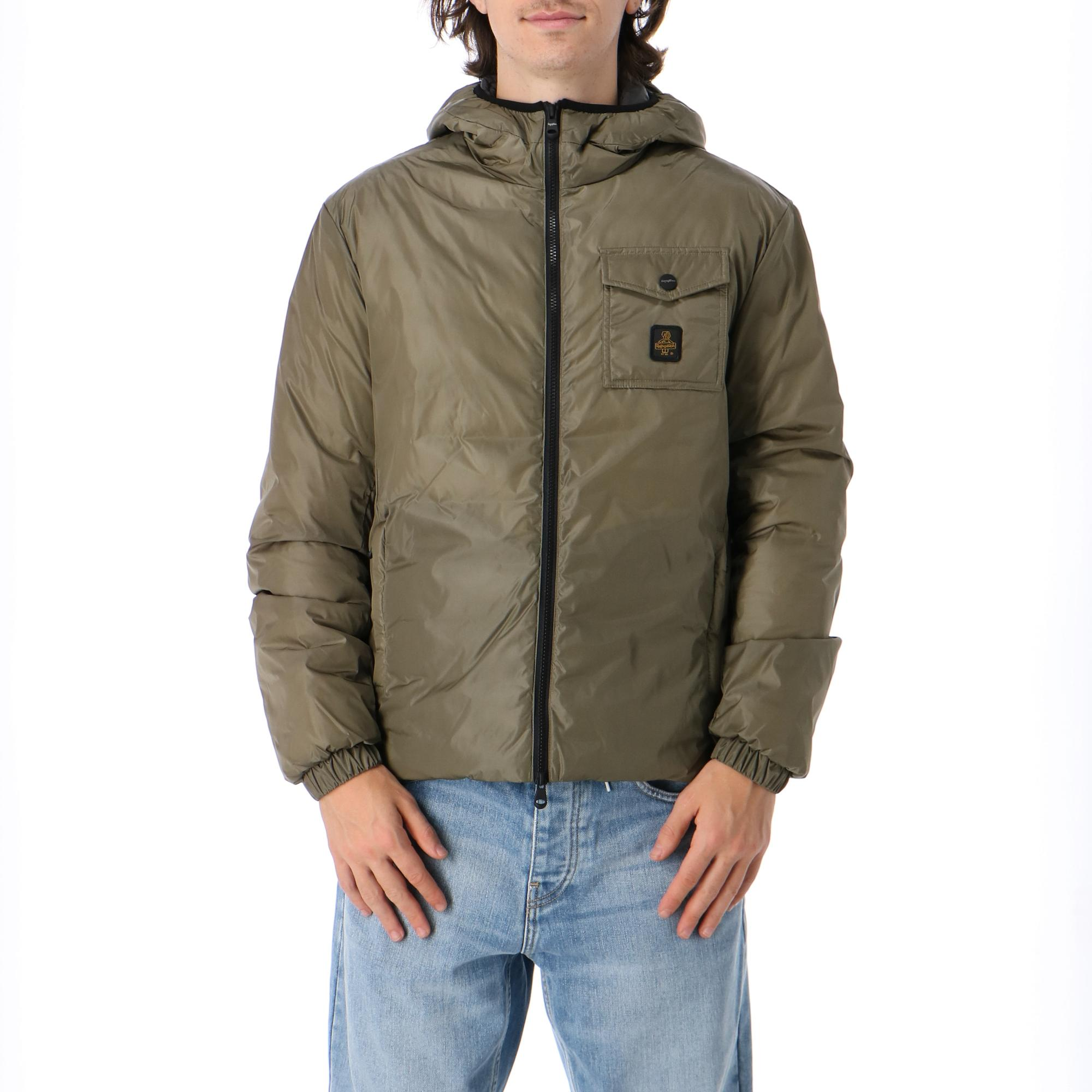 Refrigiwear Hudson 3 Jacket Chocolate chip