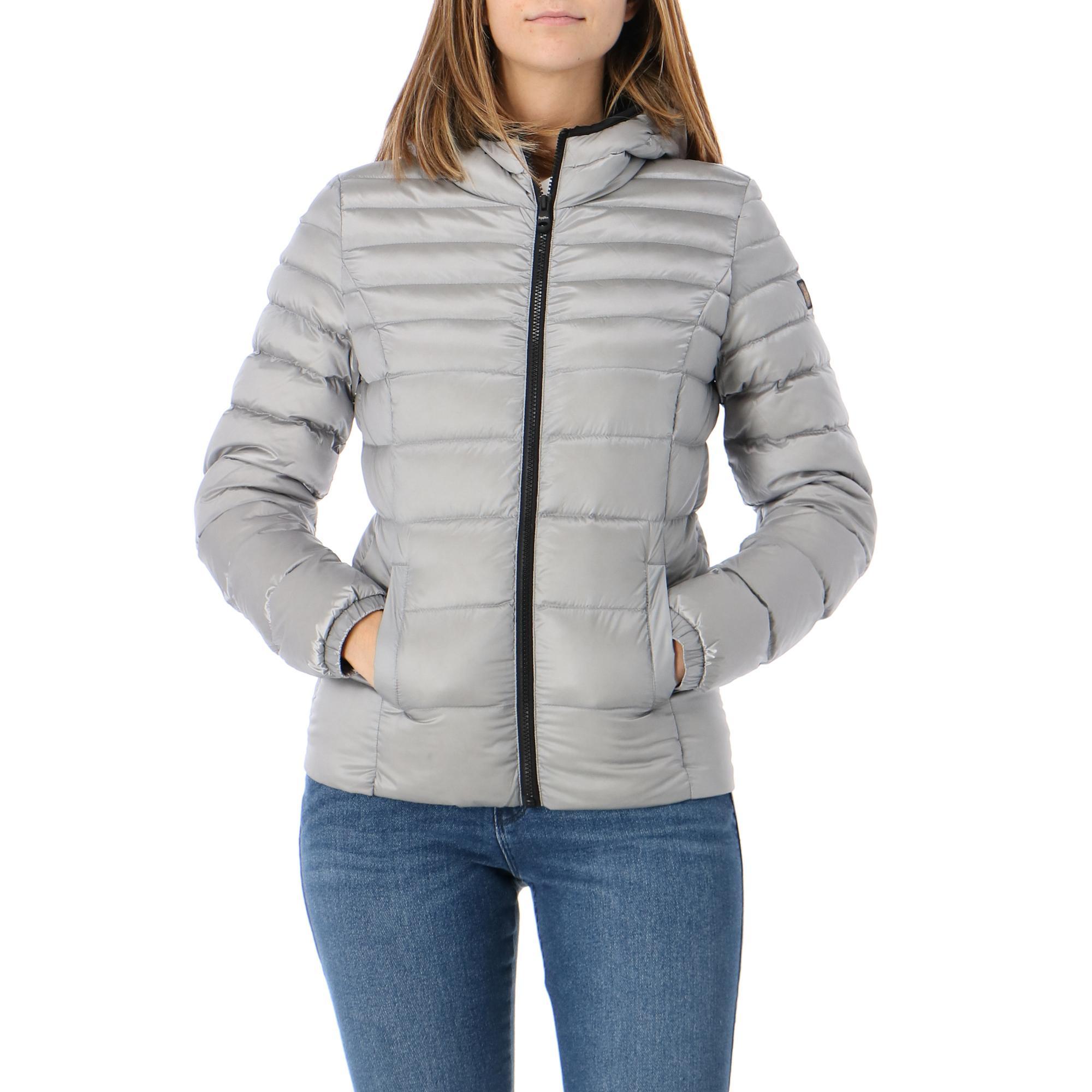 Refrigiwear Mead Jacket Silver silver