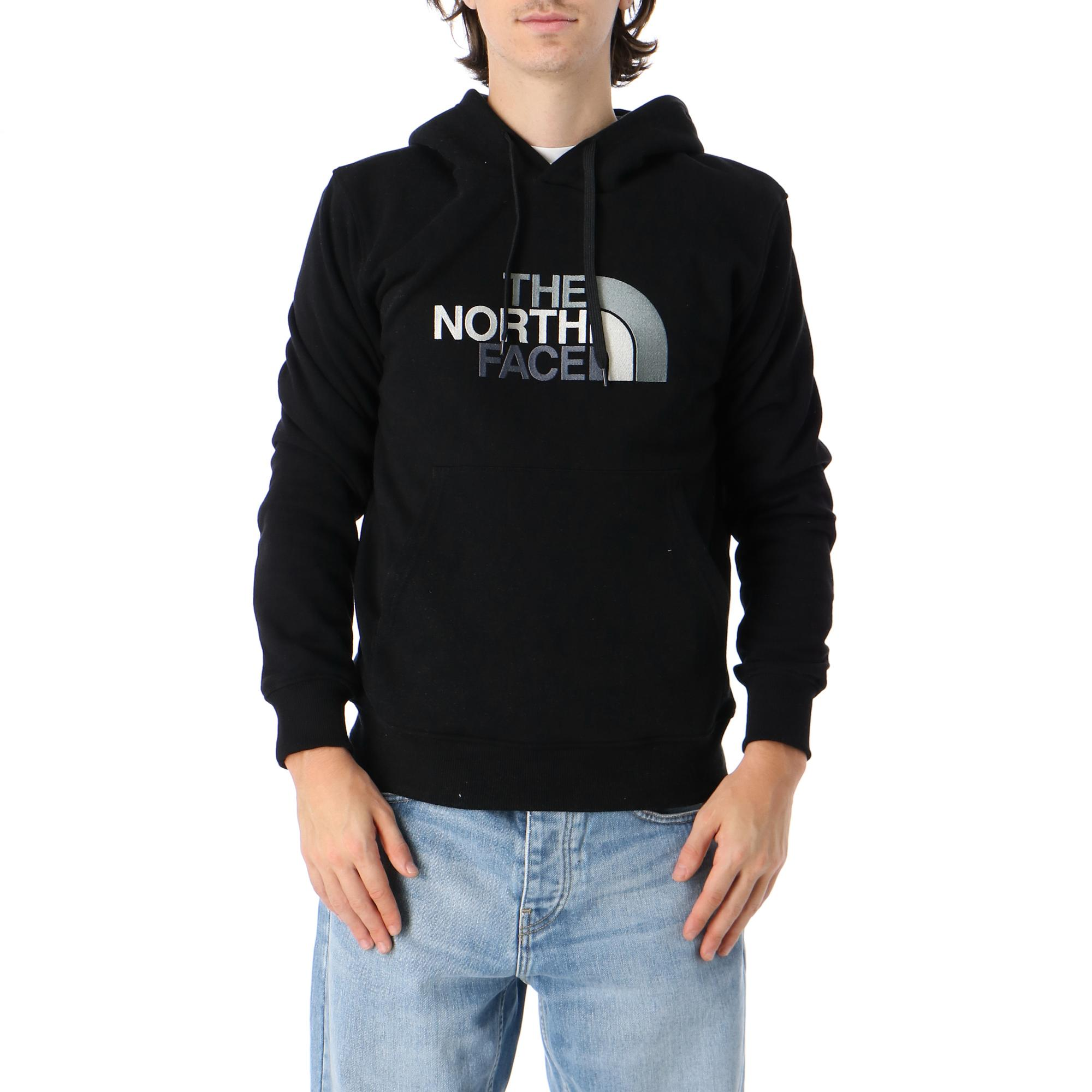 The North Face M Drew Peak Pullover Hoodie TNF BLACK TNF BLACK