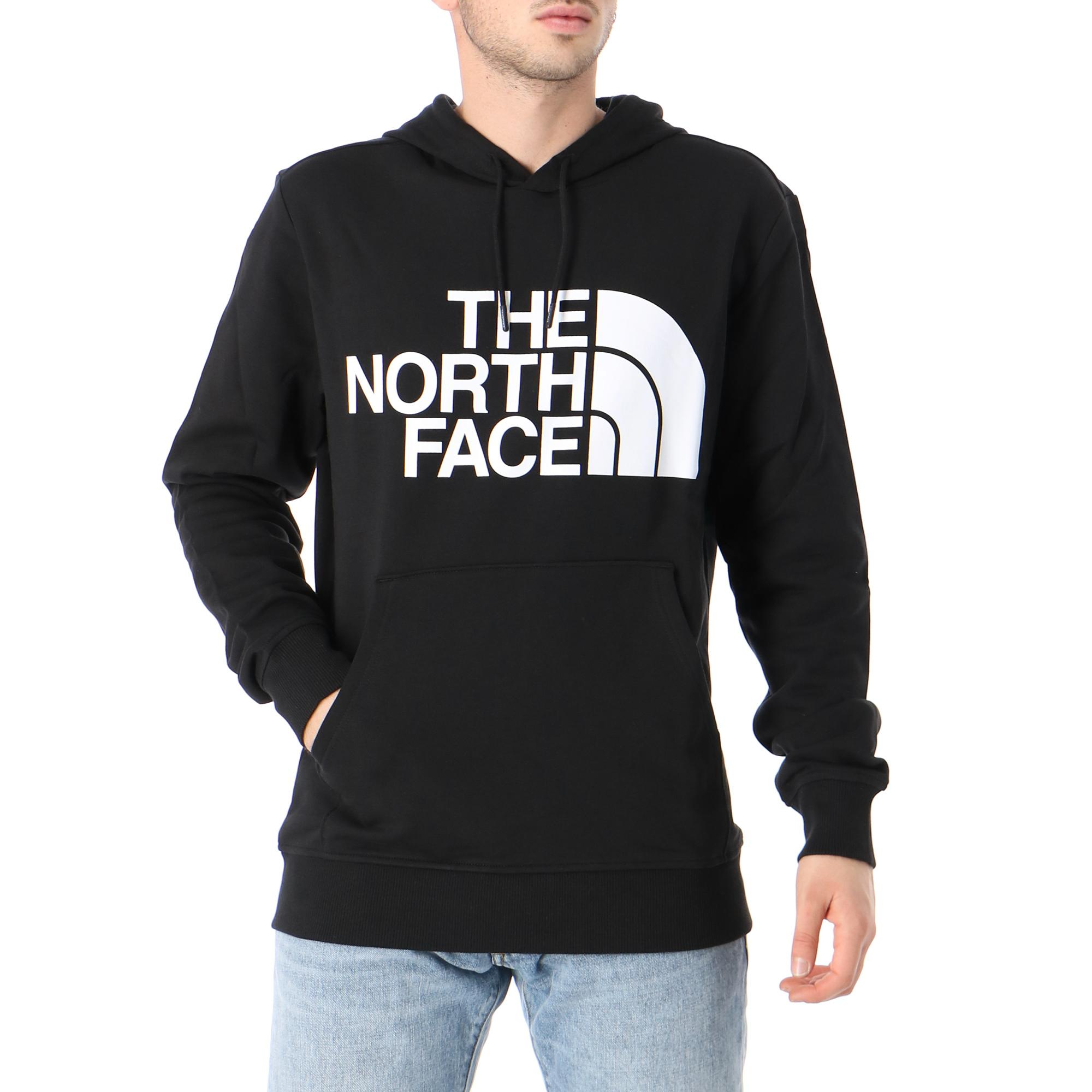 The North Face M Standard Hoodie TNF BLACK