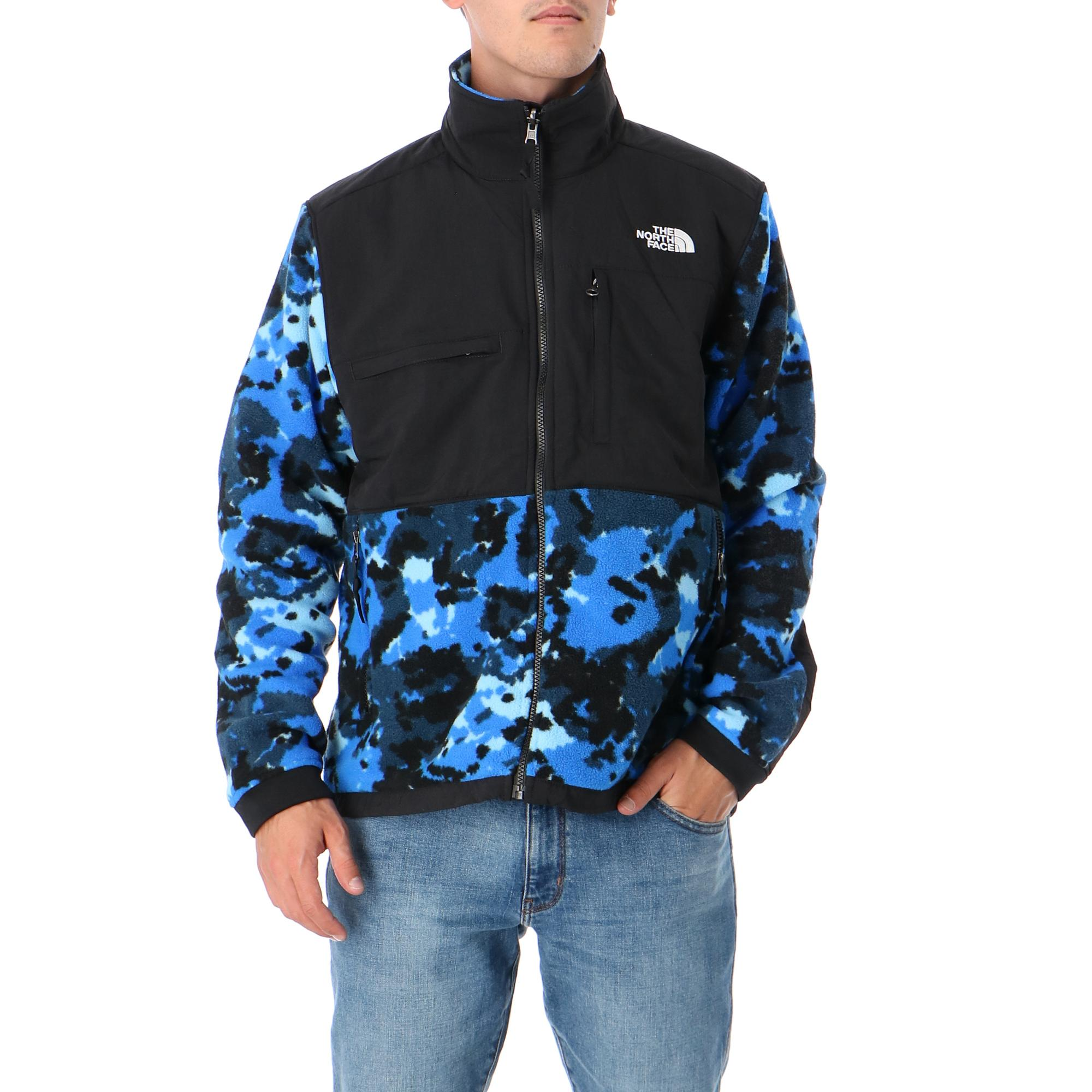 The North Face Denali 2 Jacket Clear lake blue himalayan camo