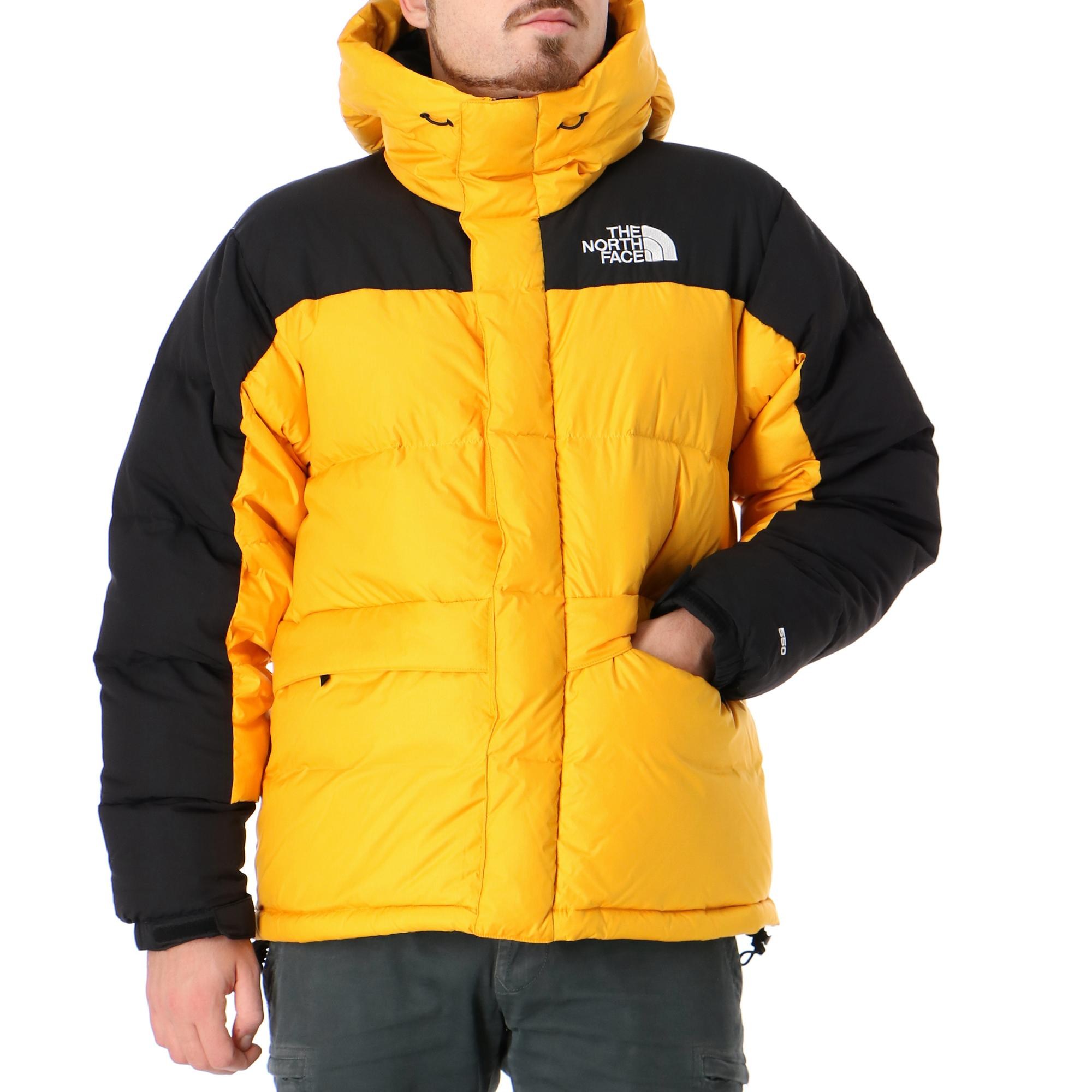 The North Face M Himalayan Down Parka Summit gold