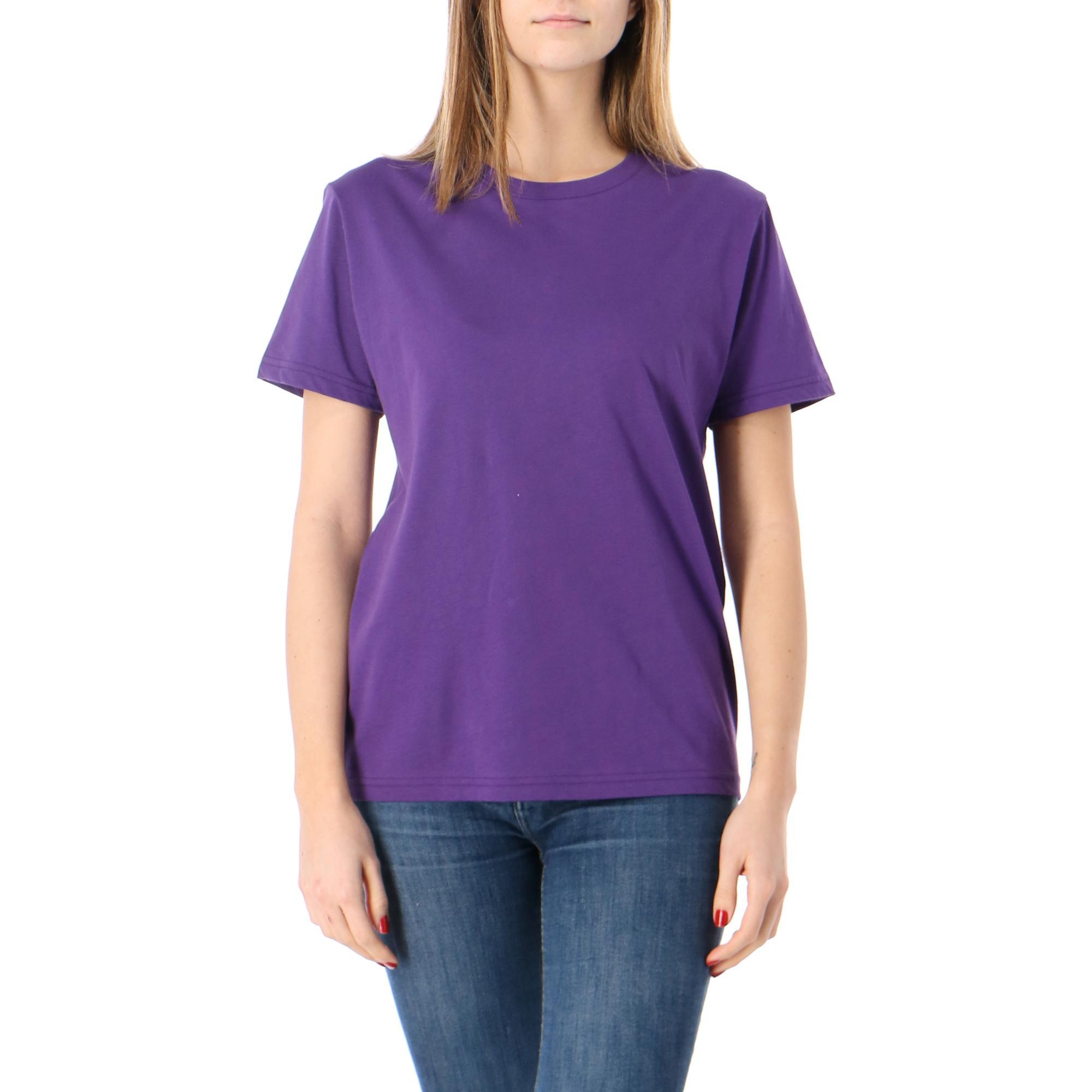 Treesse Classic Ss Tee Light purple