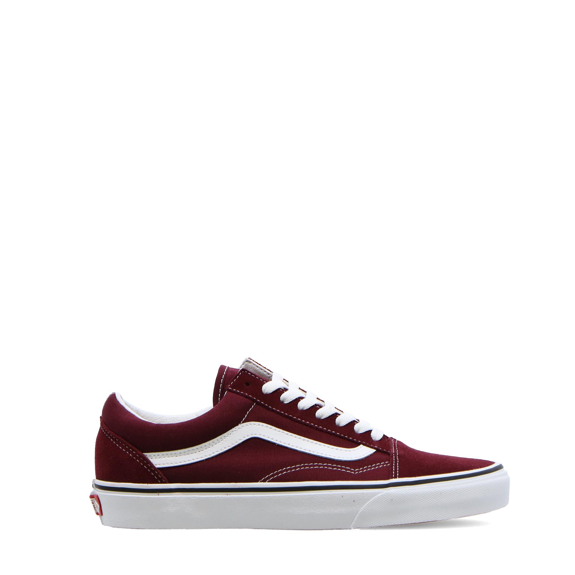 Vans Ua Old Skool Port royale true white