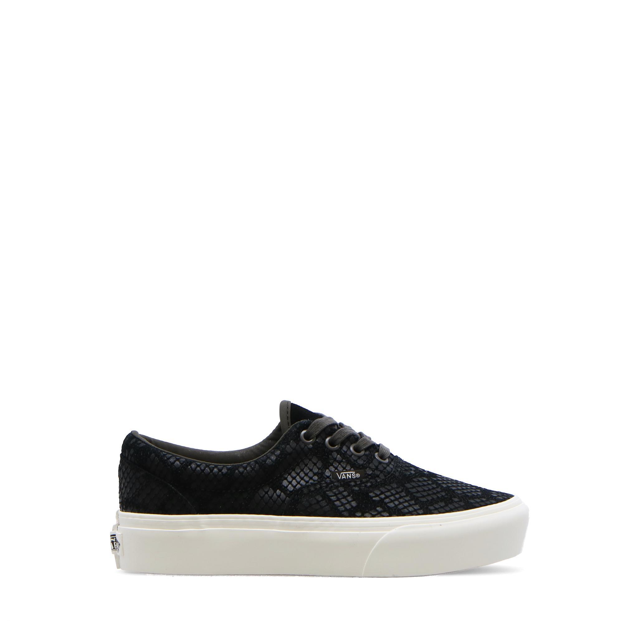 Vans Ua Era Platform (animal) emboss black