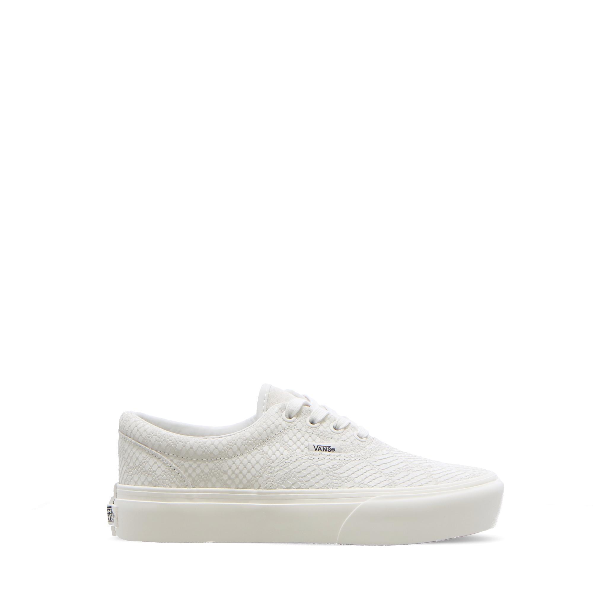 Vans Ua Era Platform (animal) emboss blanc de blanc