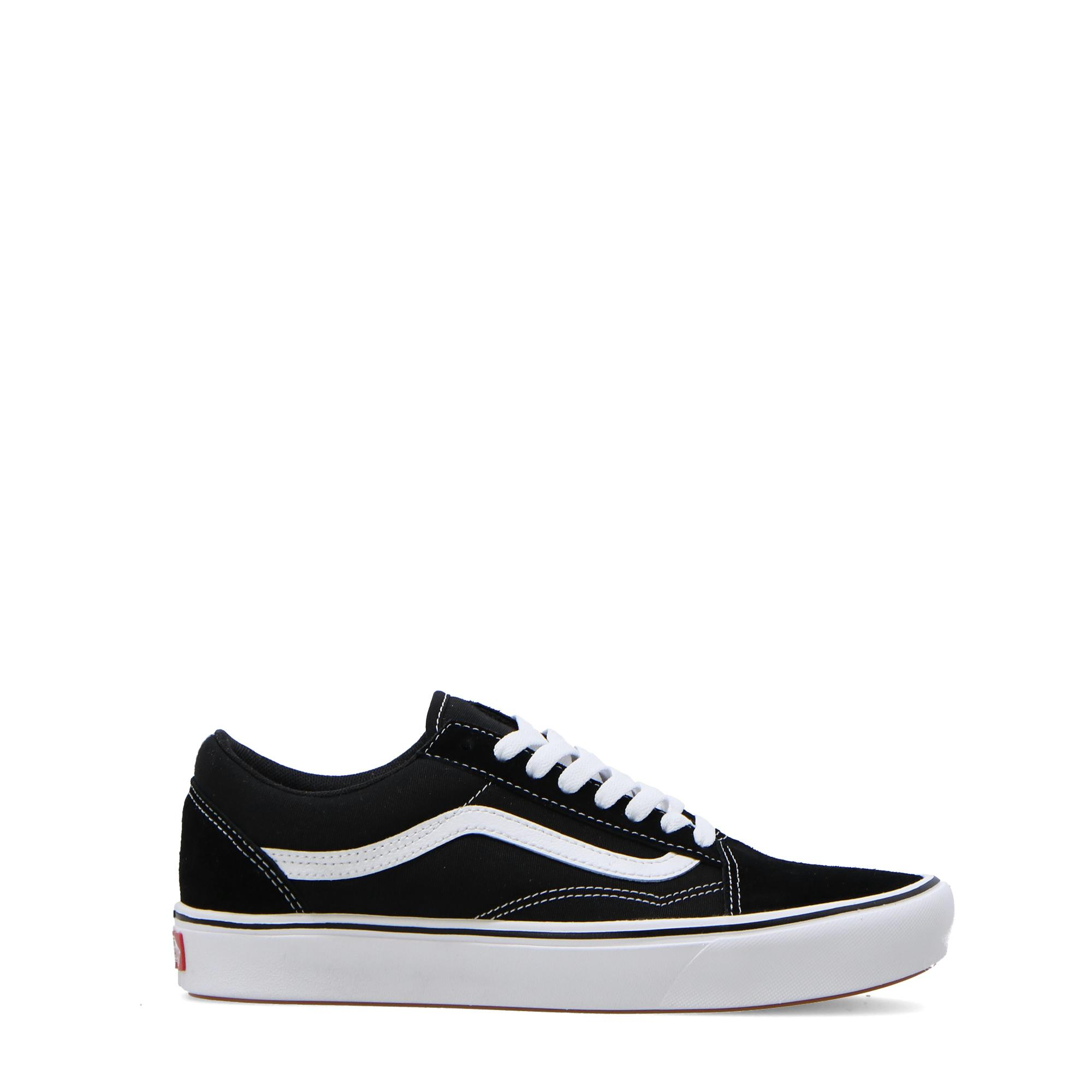Vans Ua Comfycush Old Skool Black true white
