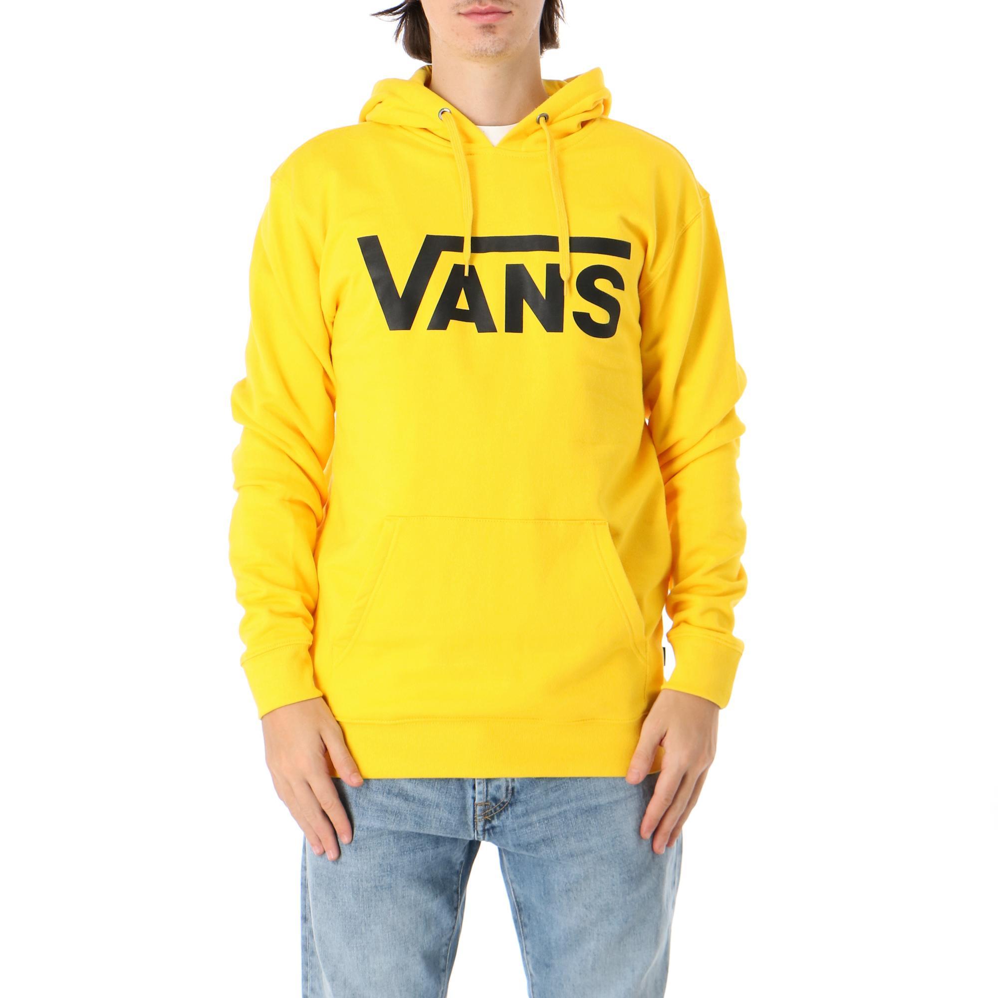 Vans Mn Vans Classic Po Hoodie Ii Lemon chrome