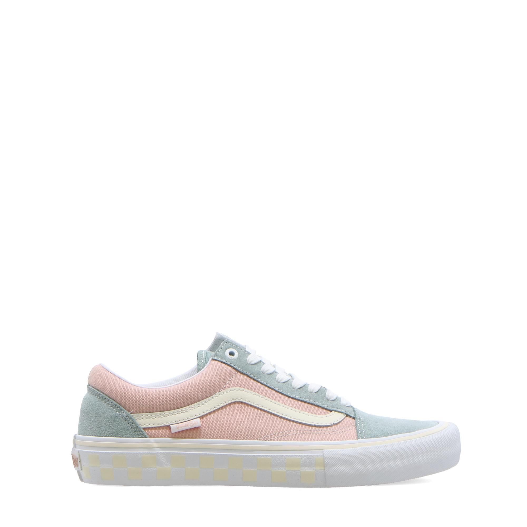 Vans Mn Old Skool Pro Washout peach blue