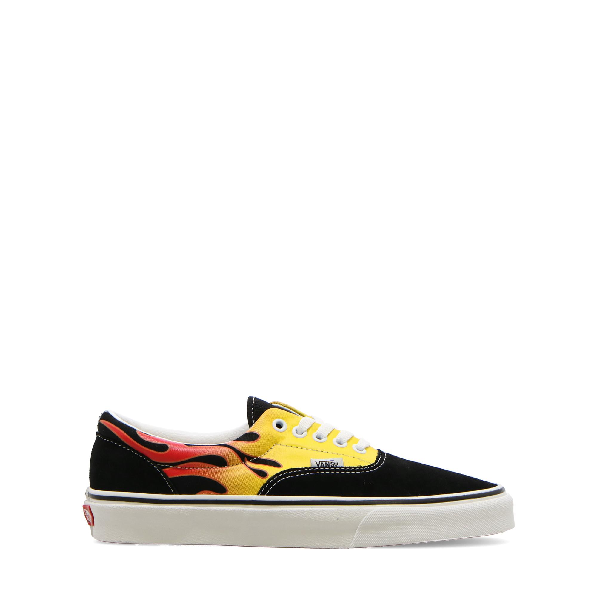 Vans Ua Era (flame) black true white