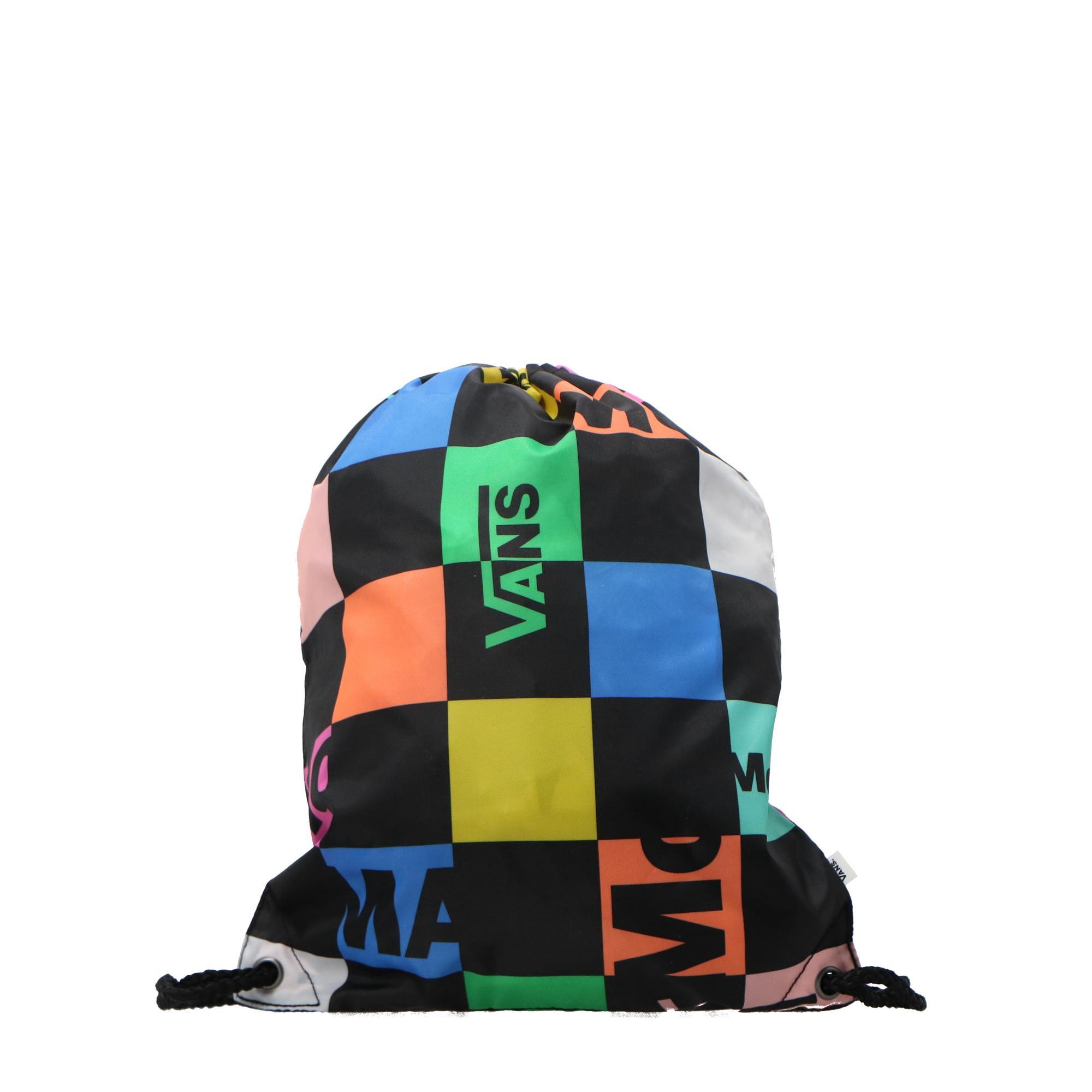Vans X Moma Bench Bag Moma brand black