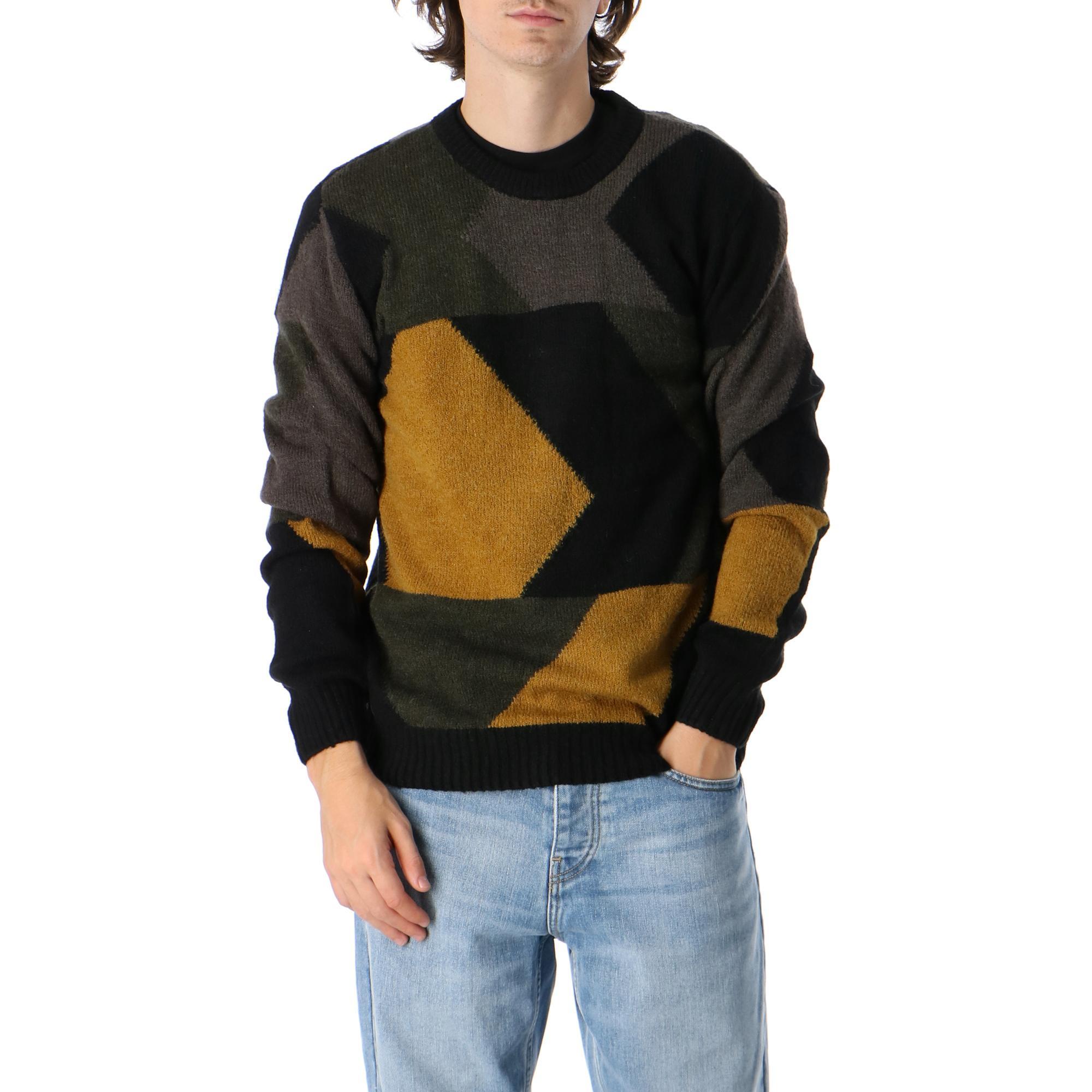 Volcom Willikearl Sweater Golden brown
