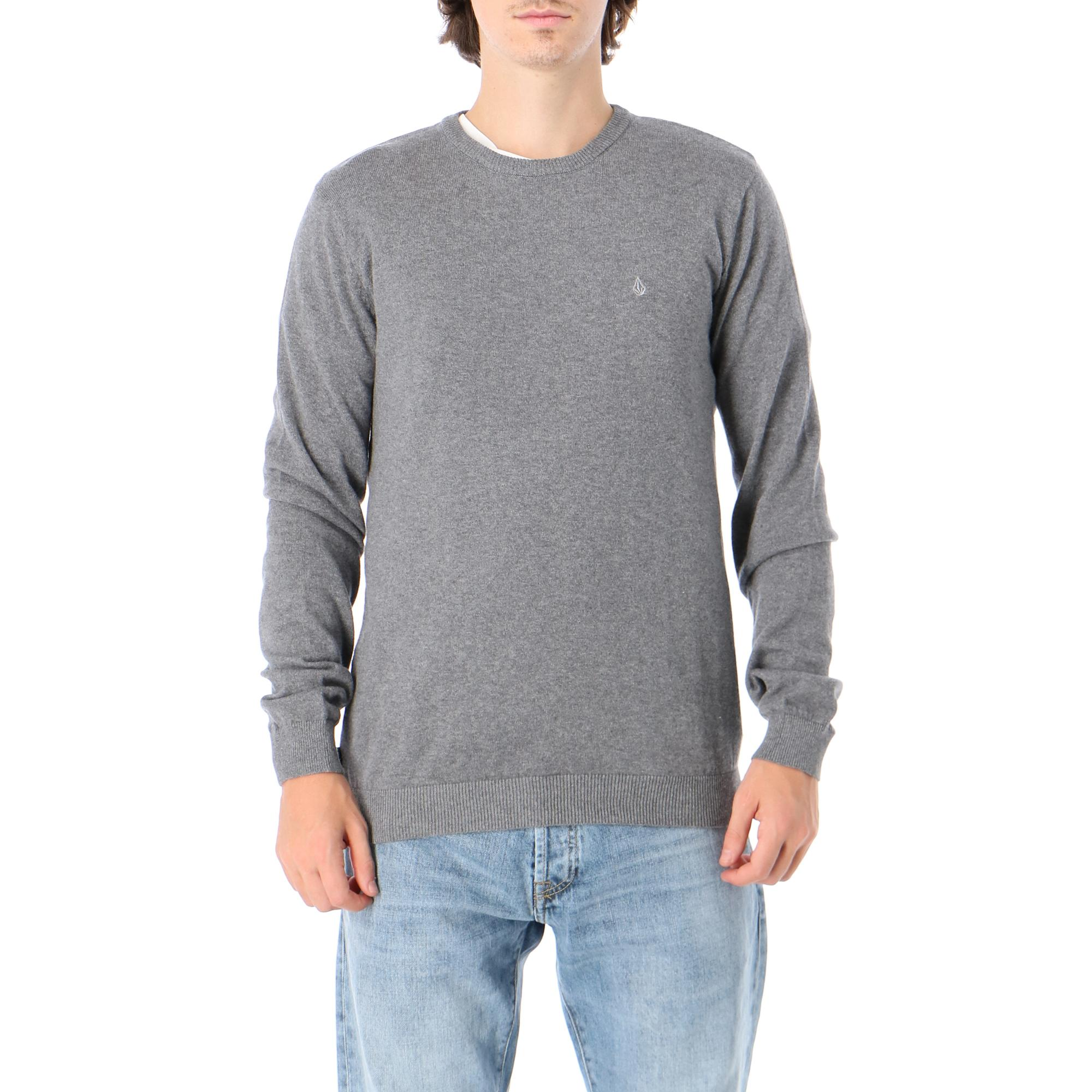 Volcom Uperstand Up Sweater Heather grey