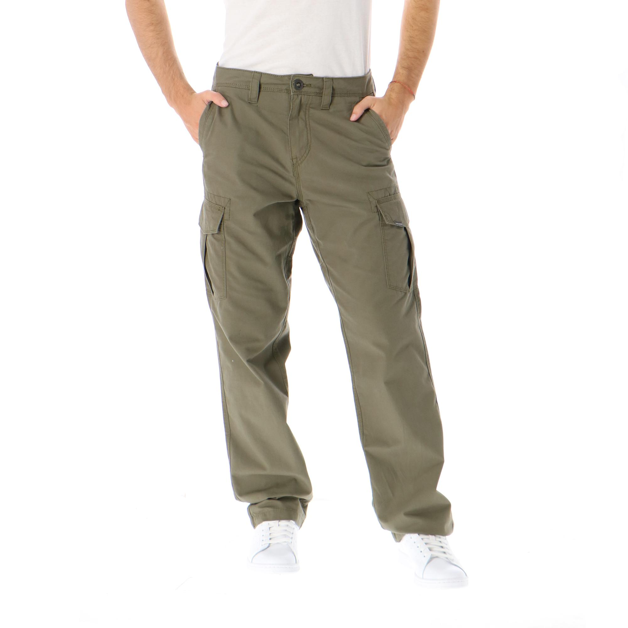 Volcom Miter Ii Cargo Pant<br/> Army green combo