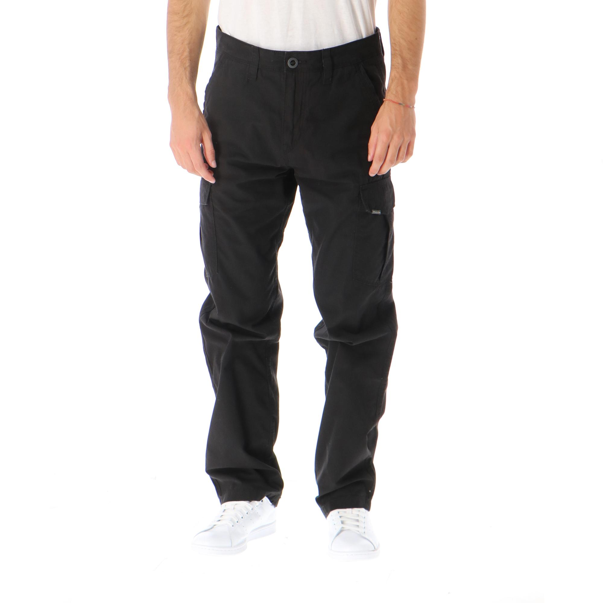 Volcom Miter Ii Cargo Pant Black