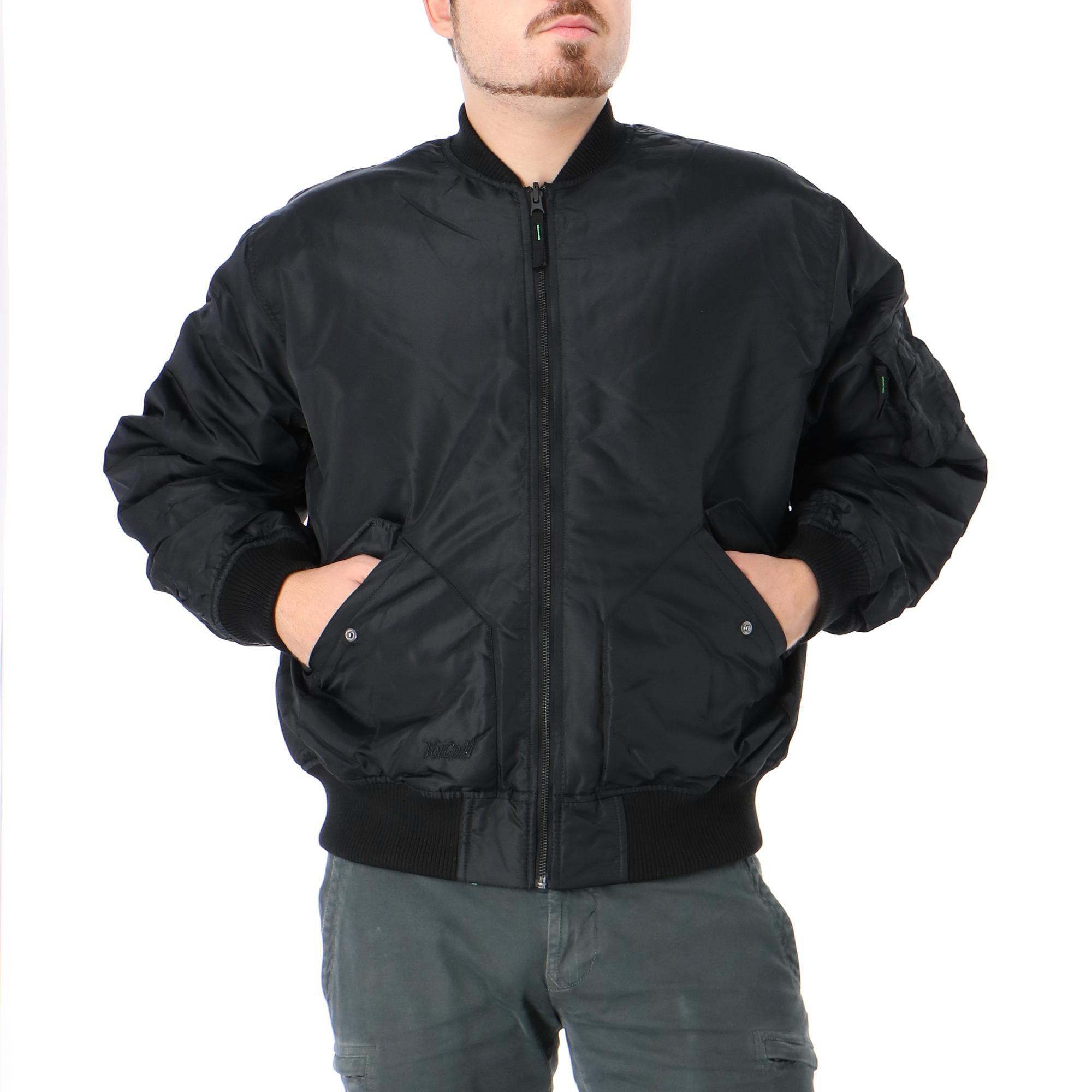 Volcom Greenfuzz Jacket Black