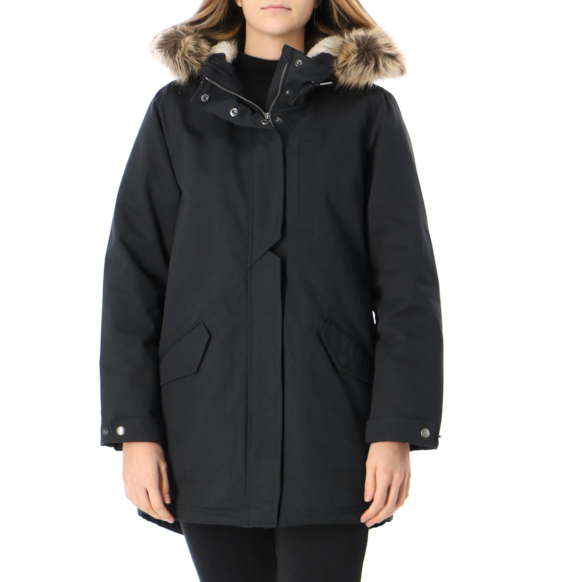 Volcom Less Is More 5k Parka Black