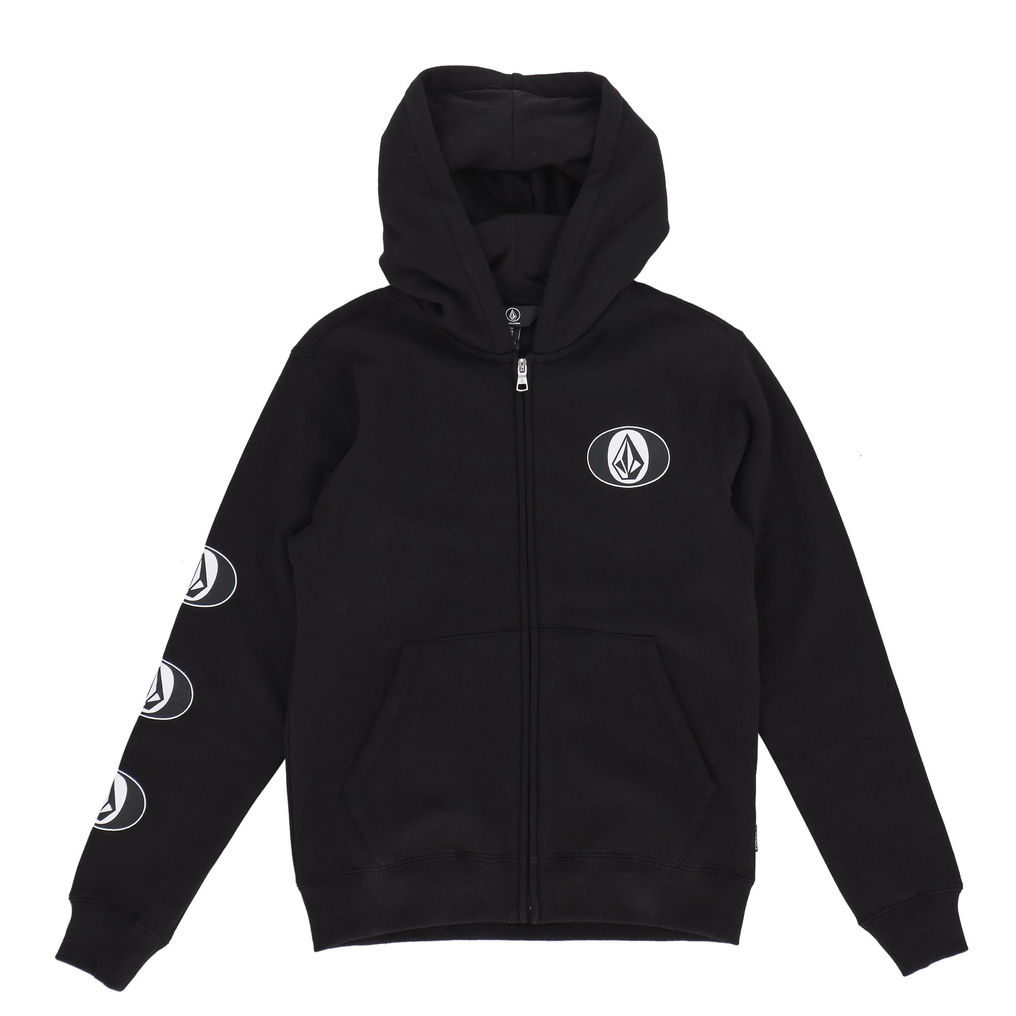 Volcom Stone Stack Zip Black