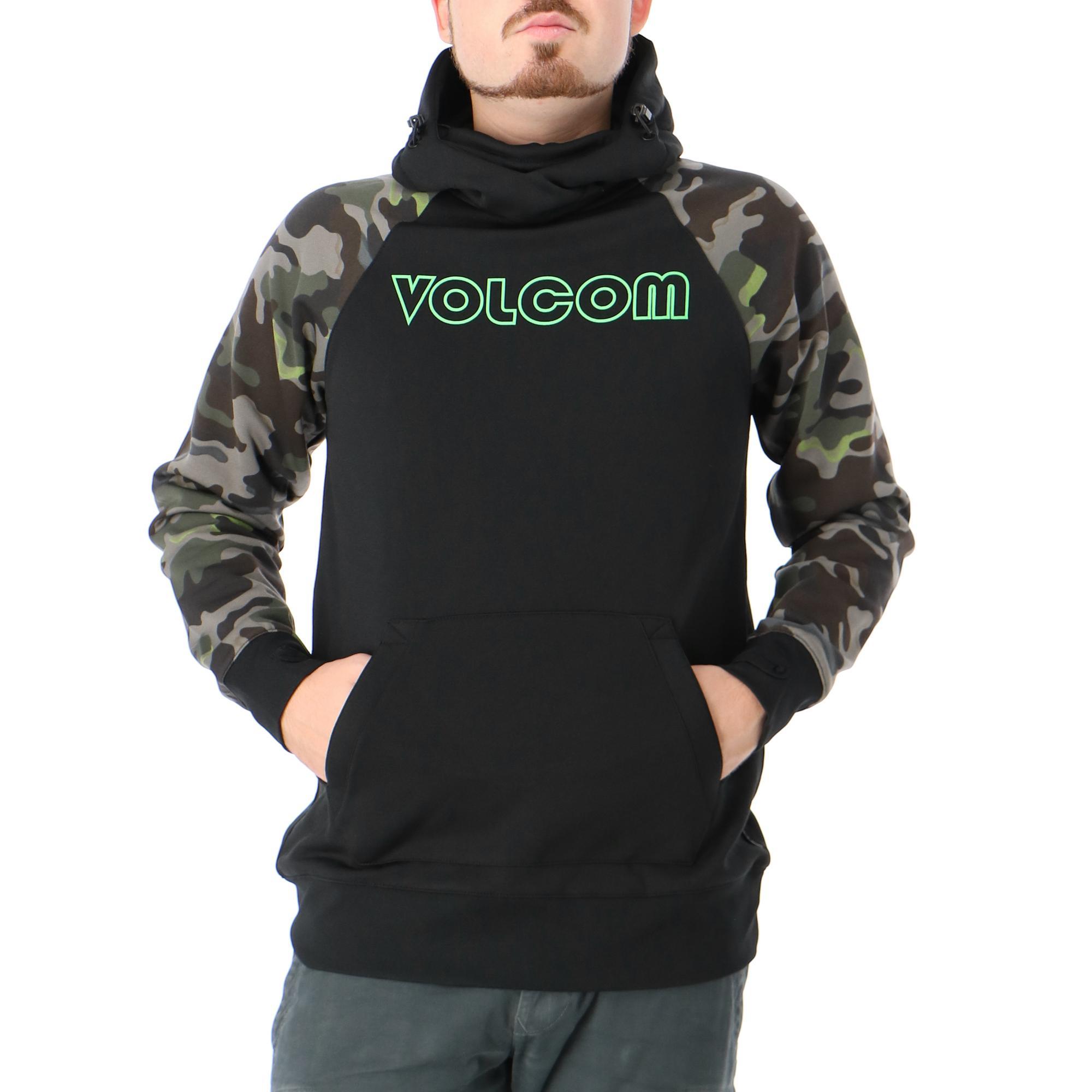 Volcom Hydro Riding Hoodie ARMY