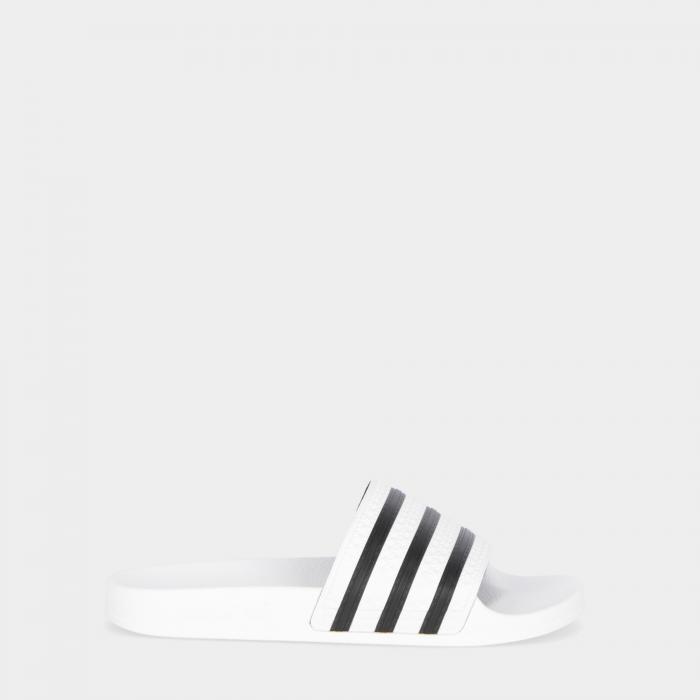 adidas sandali e ciabatte white black white