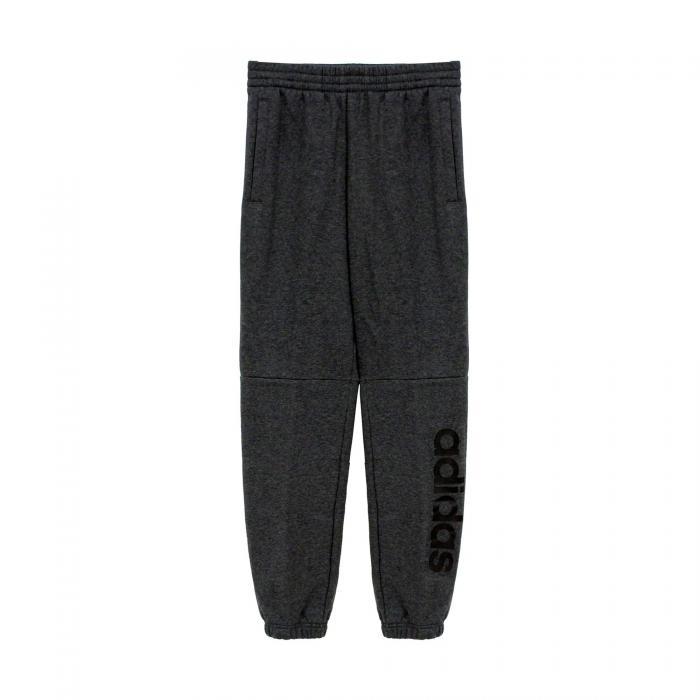 adidas pantaloni dark grey black