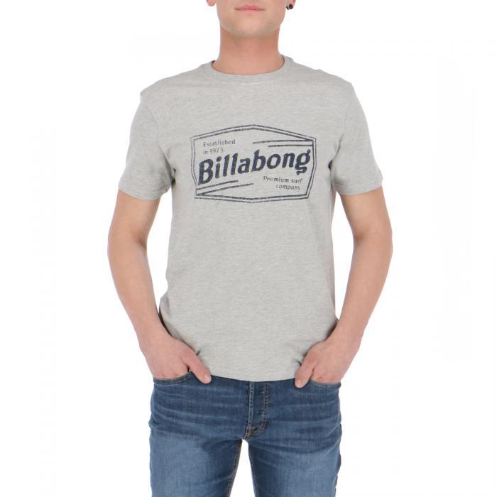 billabong t-shirt e canotte grey heather