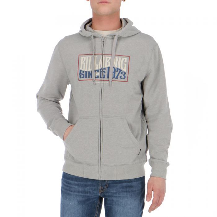 billabong felpe grey heather