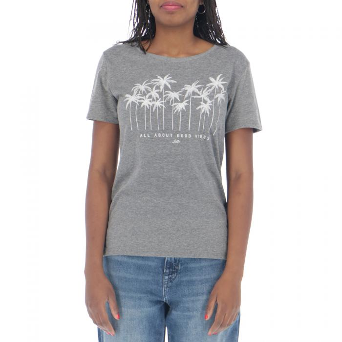 billabong t-shirt e canotte black