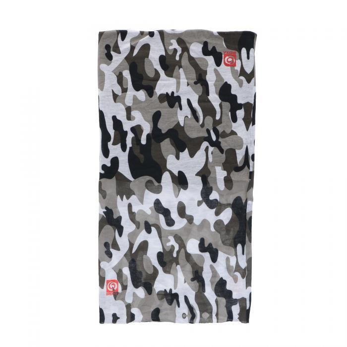 brekka sciarpe e guanti camouflage
