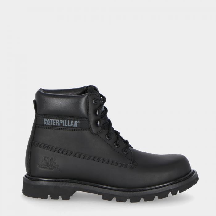 caterpillar scarpe lifestyle black full black
