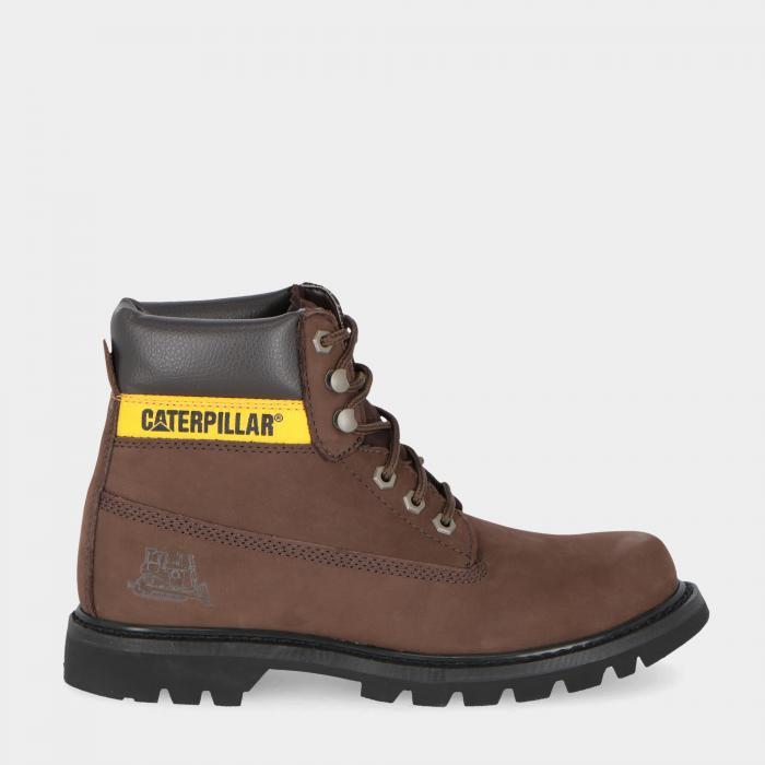 caterpillar scarpe lifestyle chocolate