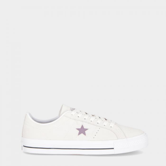 converse scarpe lifestyle egret violet dust white