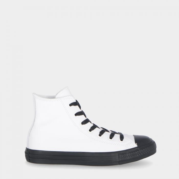 converse scarpe lifestyle white black white