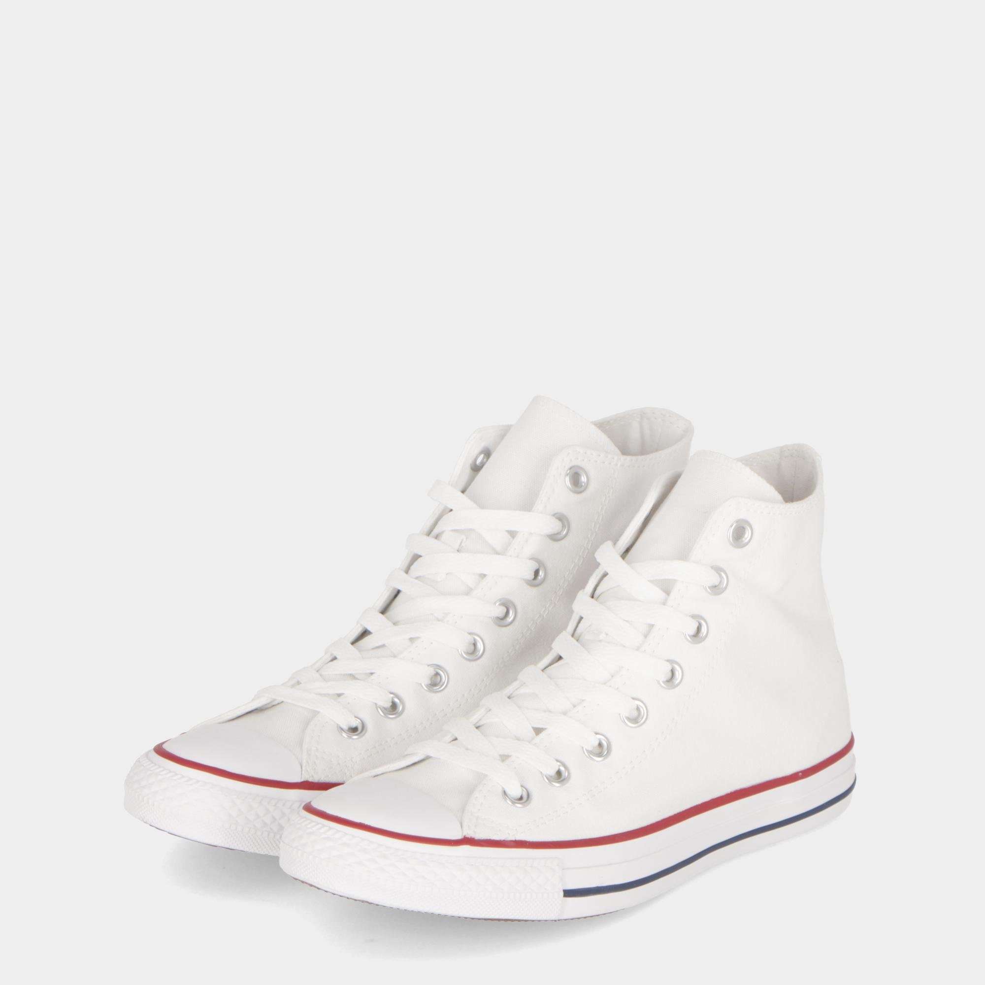 Converse Chuck Taylor All Star Hi Canvas OPTICAL WHITE