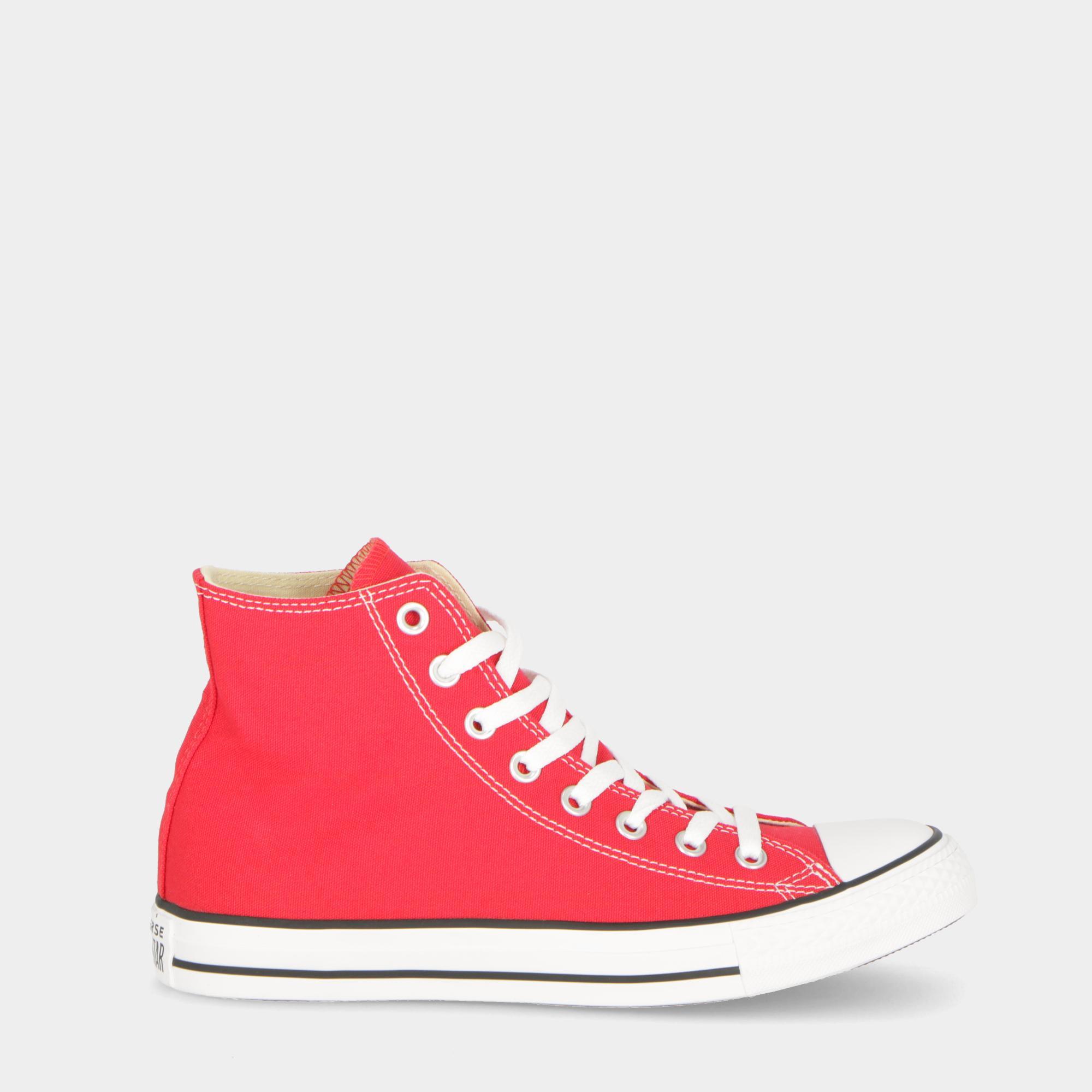 Converse Chuck Taylor All Star Hi Canvas Red  590e192b73