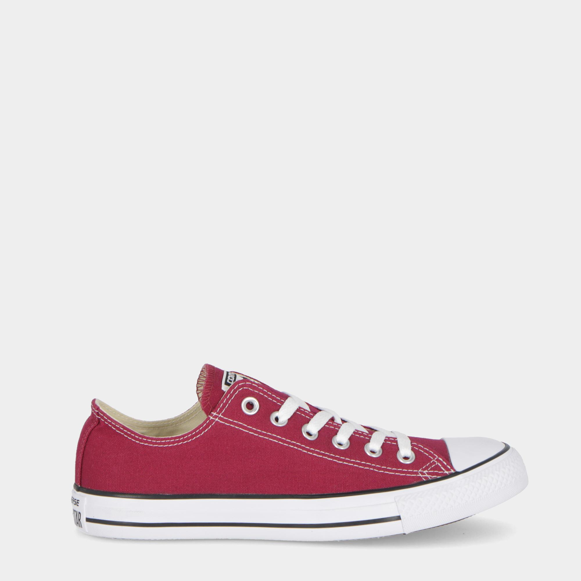 502855241d43e Converse Chuck Taylor All Star Ox Canvas Maroon