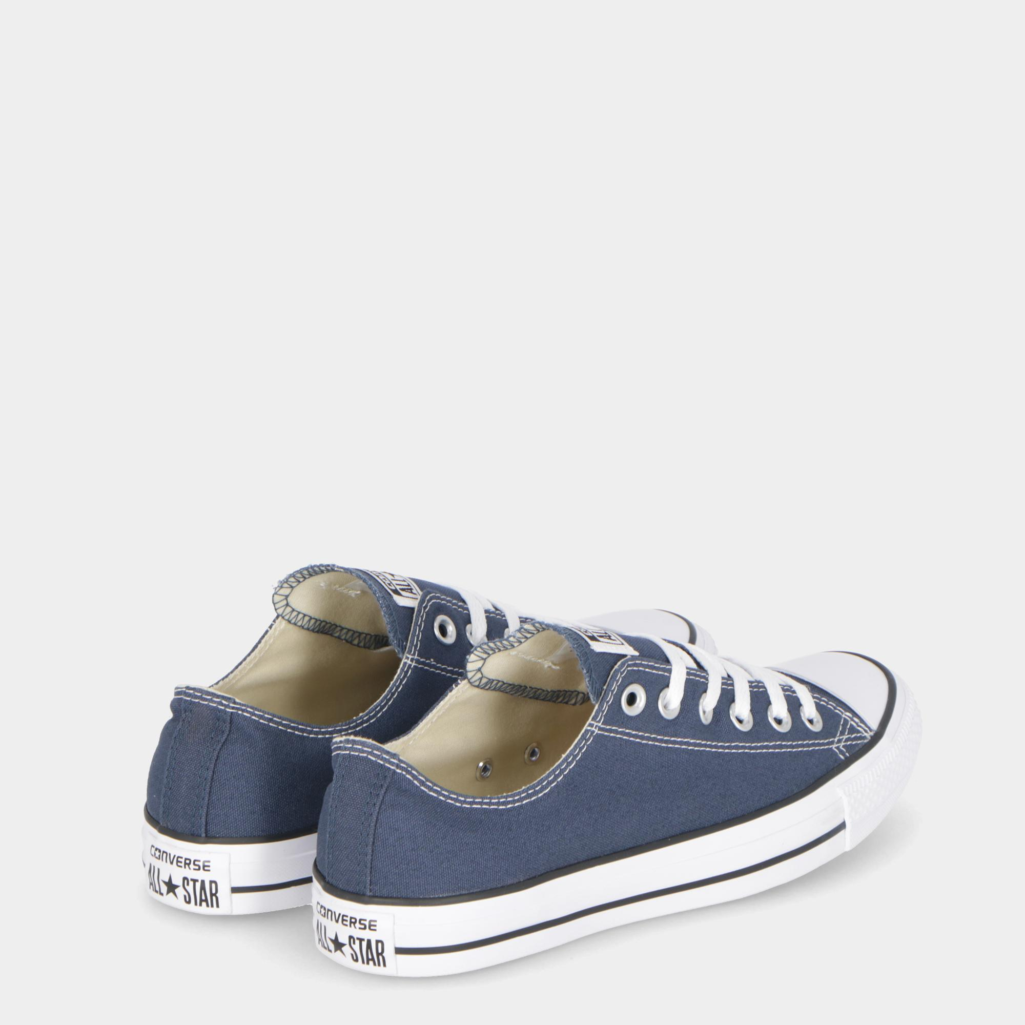 3d413c9216 Converse Chuck Taylor All Star Canvas Navy