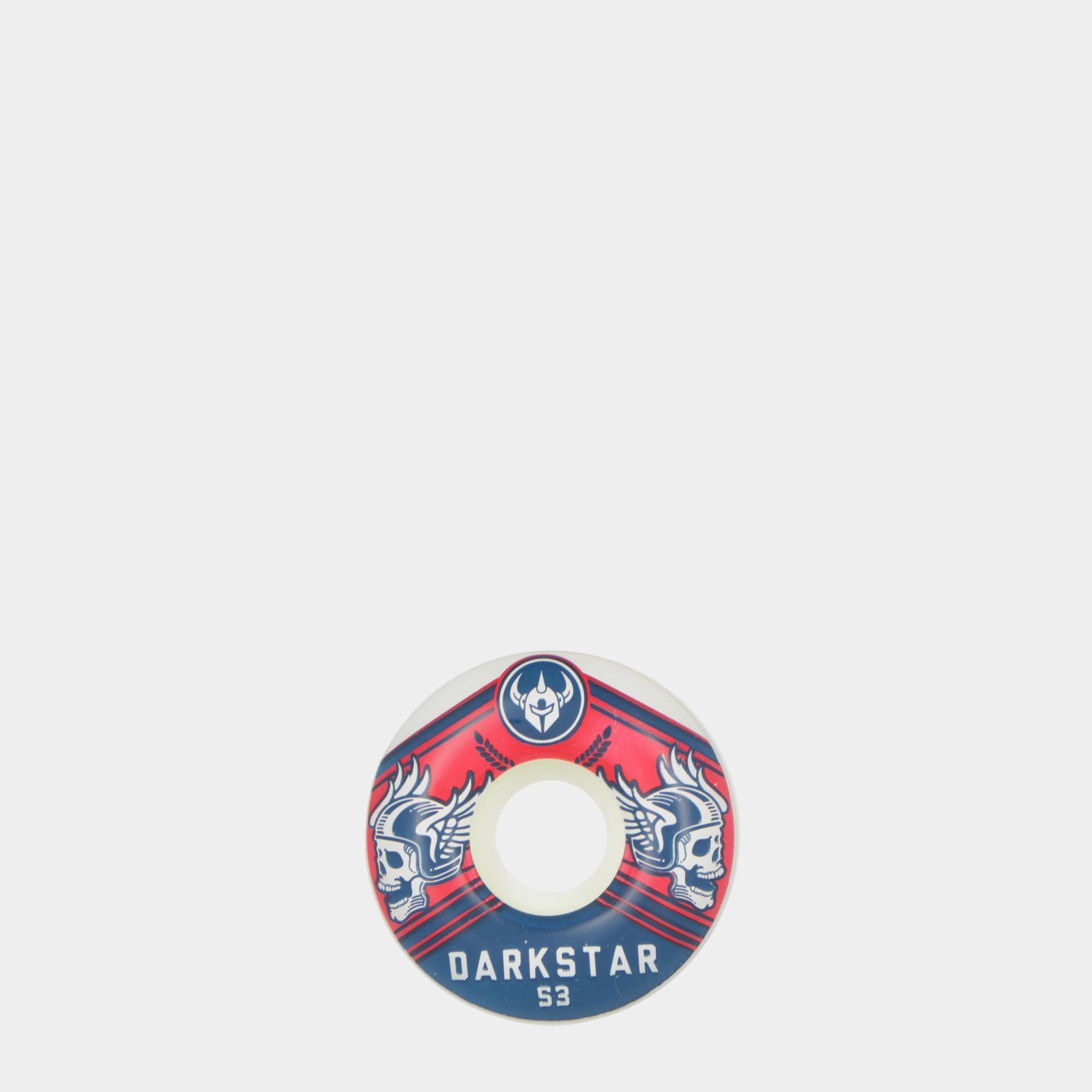 Darkstar Ale 53mm 99a NAVY RED