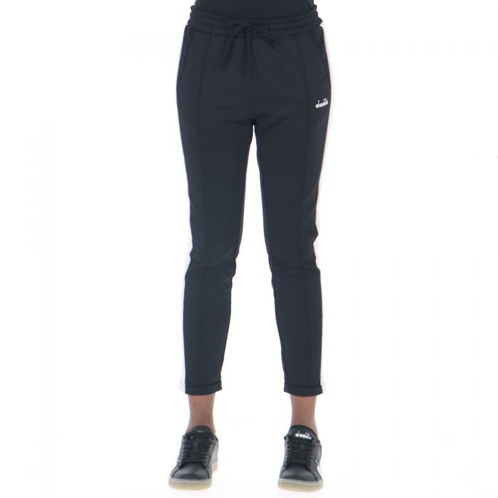 diadora pantaloni black