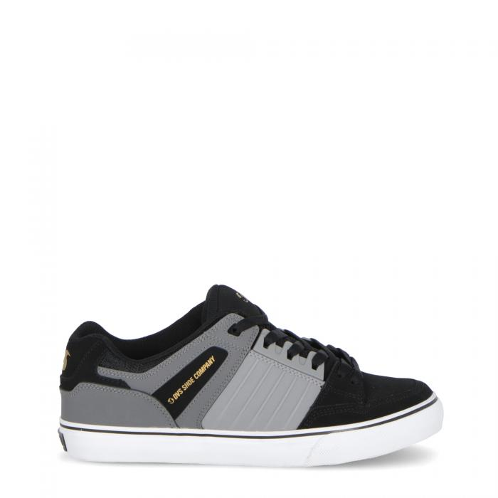 dvs scarpe skate charcoal grey blk