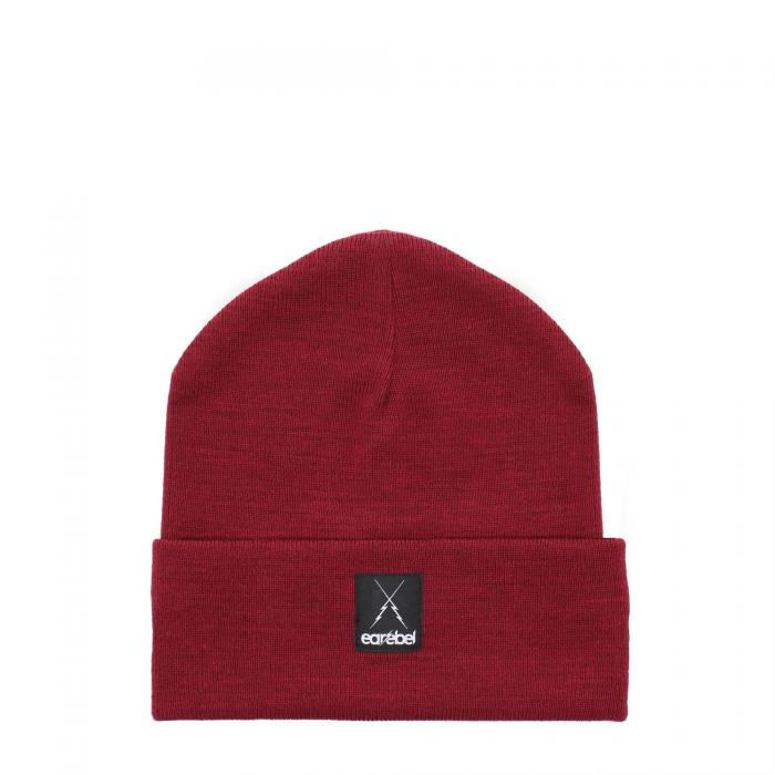 earebel cappelli burgundy red