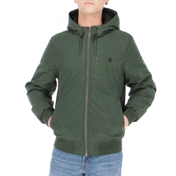 element giacche olive