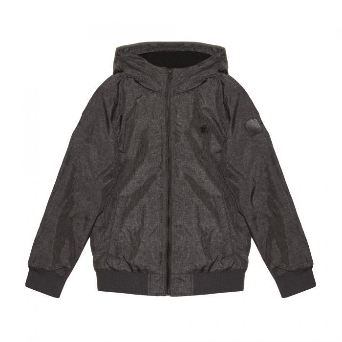element giacche flint black heather