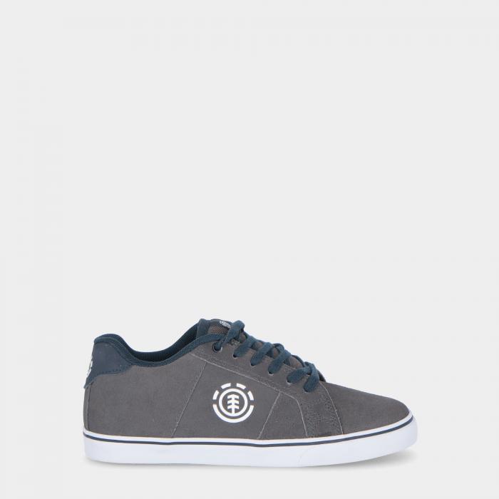 element scarpe skate asphalt navy