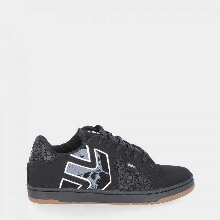 etnies scarpe skate black/grey/whit