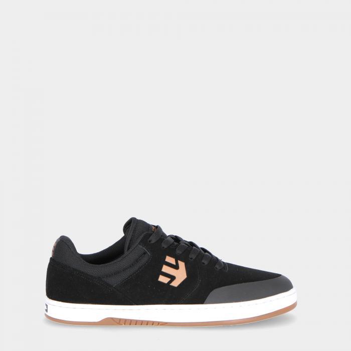 etnies scarpe skate black/tan