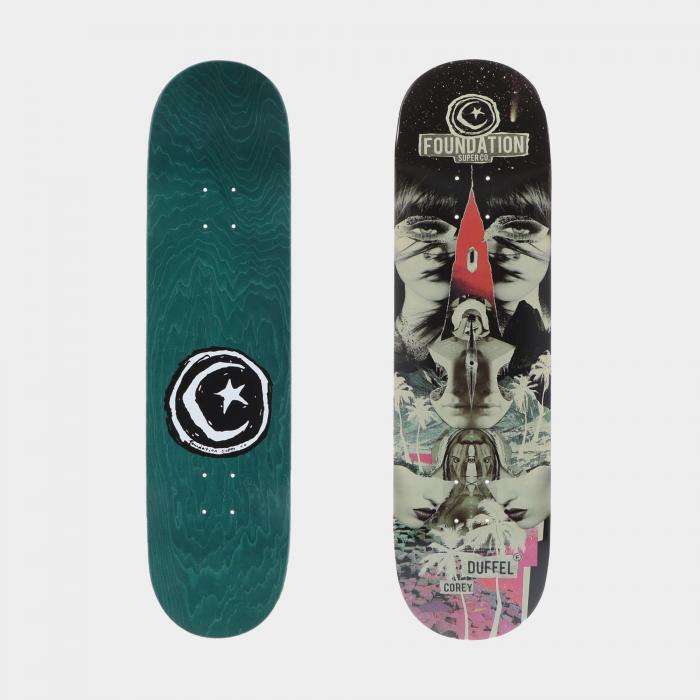 foundation skateboard assorted